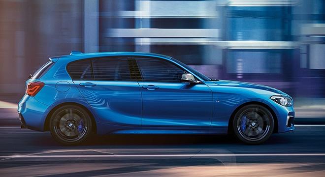 BMW סדרה 1 S 118I  BUSINESS אוטו' 5 דלתות - 2020