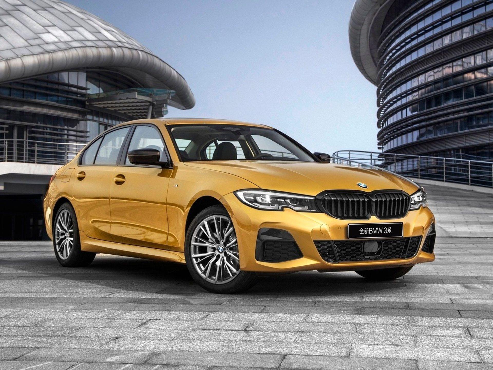 BMW 318i - 2021